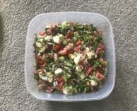 FETA SALAD BY IGOR