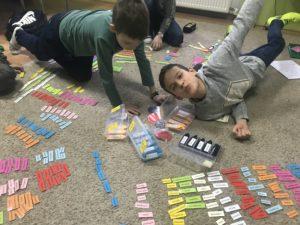 Kilka słów o gramatyce... czyli kolorowy zawrót głowy!