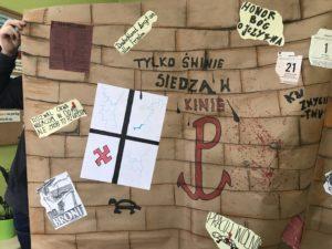 Z życia okupowanej Warszawy...